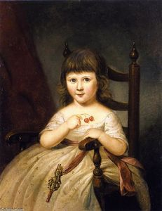 Charles Willson Peale - María O Donnell