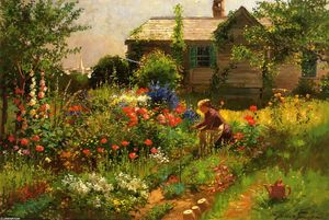 Abbott Fuller Graves - Cerca de Kennebunkport