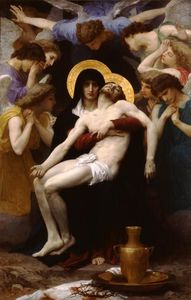 William Adolphe Bouguereau - Piedad