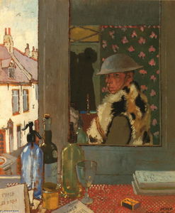 William Newenham Montague Orpen - Listo para empezar