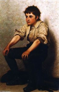 John George Brown - Limpiabotas