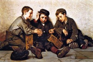 John George Brown - Corto