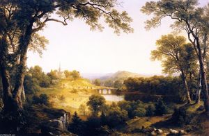 Asher Brown Durand - Domingo por la mañana