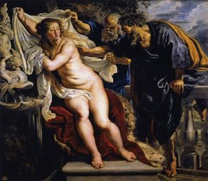 Peter Paul Rubens - Susana y los ancianos