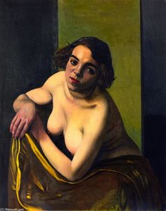Felix Vallotton - Torso of a Young Woman