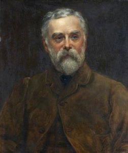 John Maler Collier - William Fred Collier