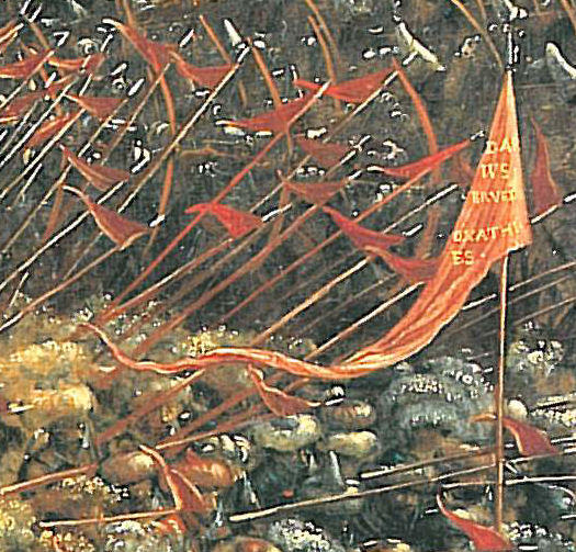 La batalla de issos pieza 1529 de albrecht altdorfer for Battle of issus painting