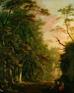 George Barret The Elder - Conduce, Norbury Parque