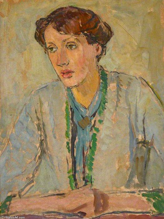Virginia Woolf de Vanessa Bell (1879-1961, United Kingdom) | | WahooArt.com