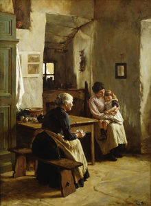 Walter Langley - Madre amor