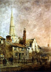 William Gavin Herdman - gran crosby iglesia