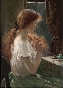 William Kay Blacklock - El Baño