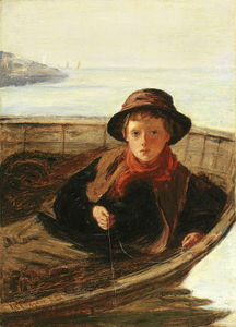 William Mctaggart - El Fisher Boy