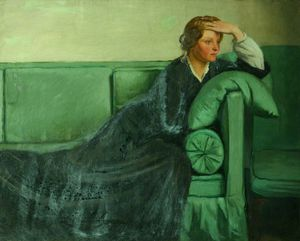 William Rothenstein - Flor FRUTO  asícomo  Espina  pieza