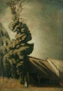 William Rothenstein - Le Grand-i-vert