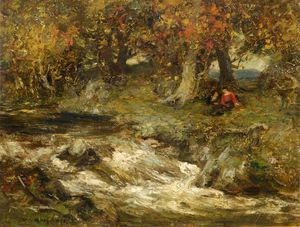William Stewart Macgeorge - Otoño