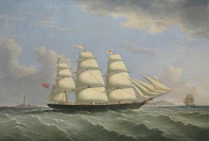 Joseph Heard - el clipper -star de los East- en australia