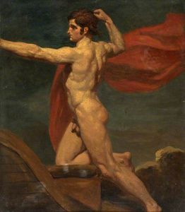 William Etty - David
