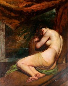 William Etty - el anillo