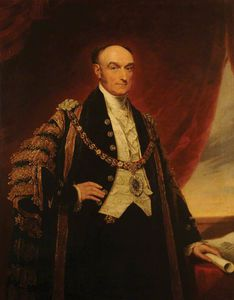 Henry William Pickersgill - Sir John Pirie, Bt, señor alcalde de Londres