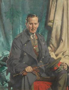 William Newenham Montague Orpen - General Sir John S. Cowans