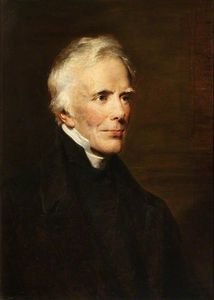 George Richmond - Reverendo John Keble