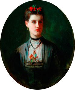 James Sant - Isabel María Clarke
