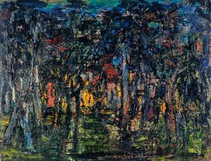 William Mactaggart - Nocturno