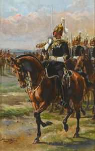 Harry Payne - 6th Dragón Guardias Carabiniars