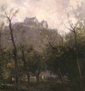 James Paterson - Edimburgo