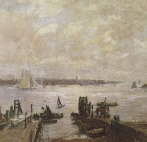 John William Buxton Knight - Portsmouth Puerto