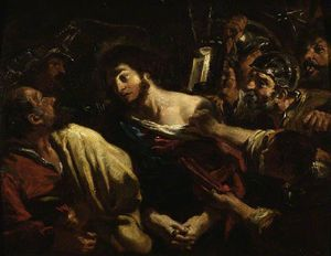 William Etty - Tomando De Cristo