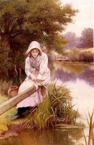 Charles Edward Wilson - chica pesca