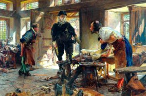 Edgar Bundy - El Squire's Visitar