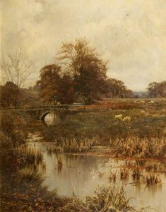 Edward Wilkins Waite - Otoño