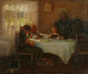 Edward William Stott - domingo mañana