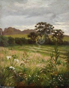 Frederick William Jackson - Paisaje de verano
