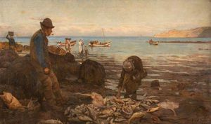 Frederick William Jackson - La cosecha todaclasede  el  foca