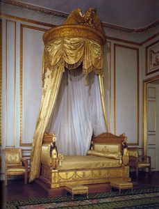 Georges Jacob - Ceremonial Dormitorio De Pauline Borghese