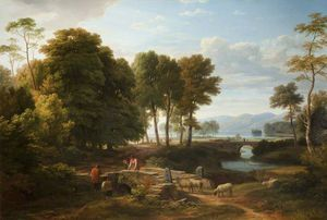 Ramsay Richard Reinagle - Windermere