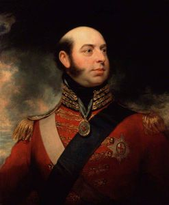 William Beechey - Edward, duque de Kent y Strathearn