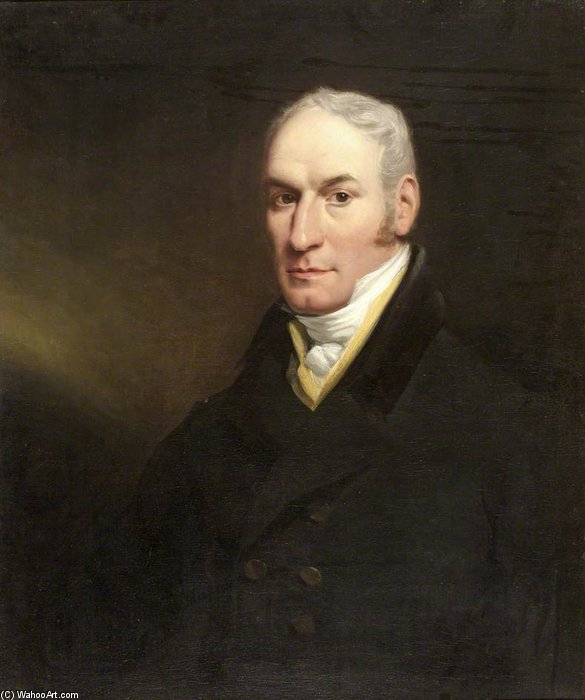 John Richardson de William Owen (1769-1825, United Kingdom) | WahooArt.com