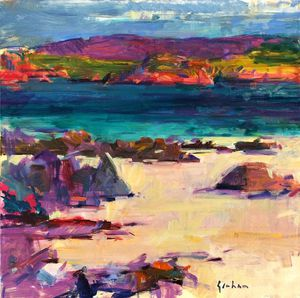 Peter Graham Ii - Blanco Playa , Iona