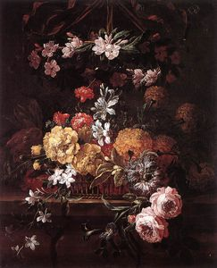 Pieter The Younger Holsteyn - Flor Piece_2