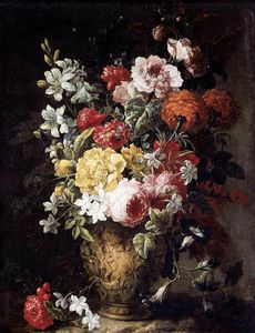 Pieter The Younger Holsteyn - Flor Piece_3
