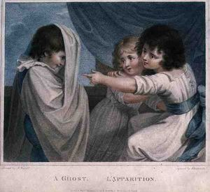 Richard Westall - un fantasma