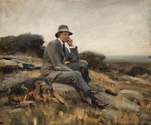Alfred James Munnings - barry jackson