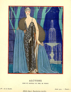 Georges Barbier - Alcyone