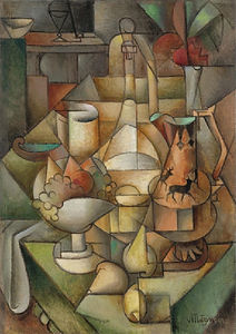 Jean Dominique Antony Metzinger - Nature Morte