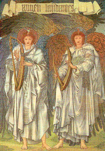Edward Coley Burne-Jones - Laudantes angeli